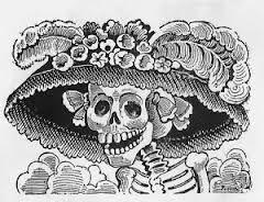 """César Abraham Navarrete Vázquez: Palabras de viento.: """"Calaveras"""" literarias mexicanas tradicionales. Primera parte."""