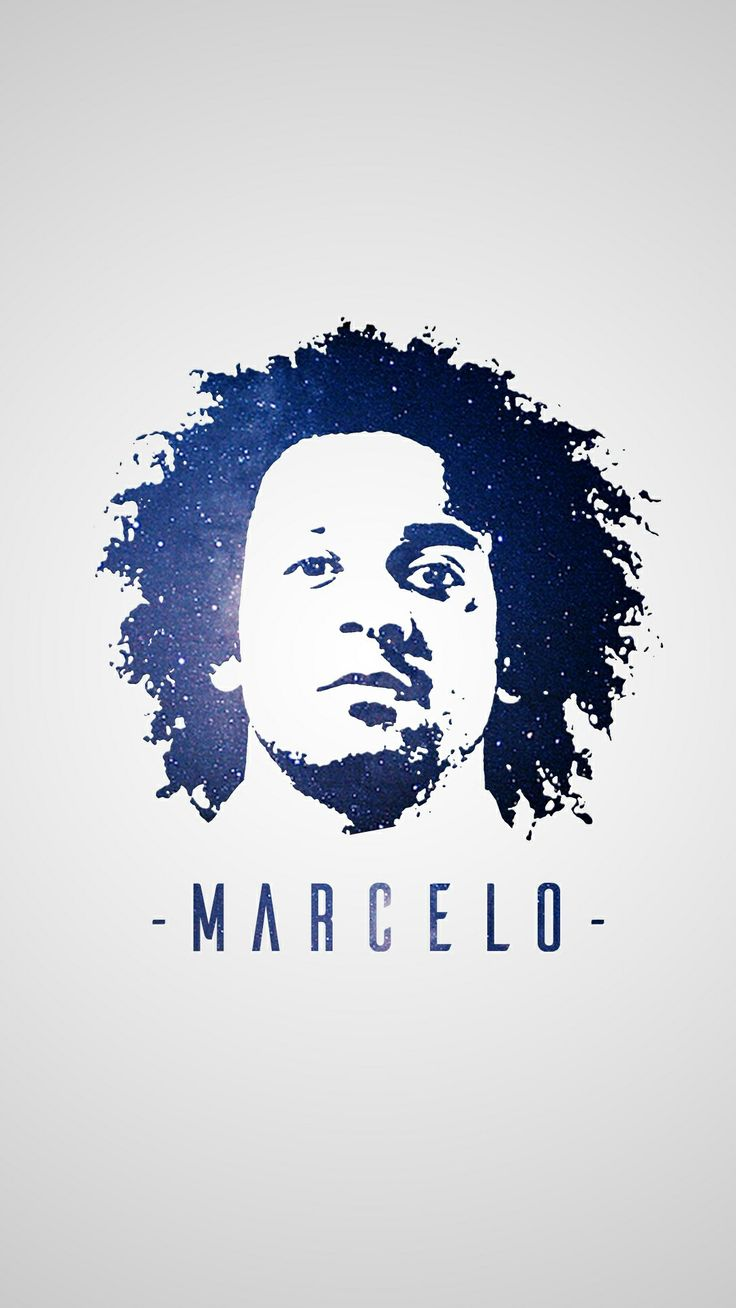 Marcelo - Real Madrid - Madridista - Photoshop Design