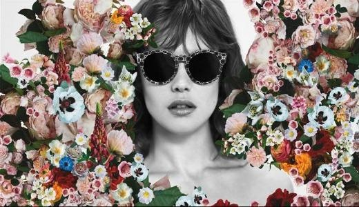 fab ad layout: Fashion, Stella Mccartney, Mccartney Spring, Ads Campaigns, Natalia Vodianova, Nataliavodianova, Stellamccartney, 2012 Campaigns, Flower