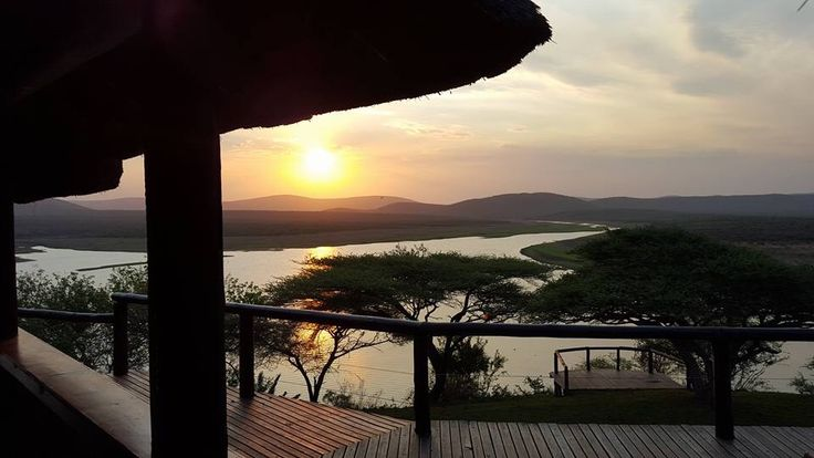 View Nkwazi Lodge, Pongola Game Reserve, South Africa