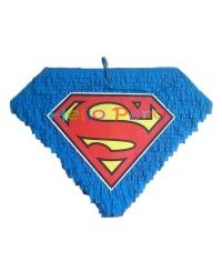 Superman Pinyata + Sopa