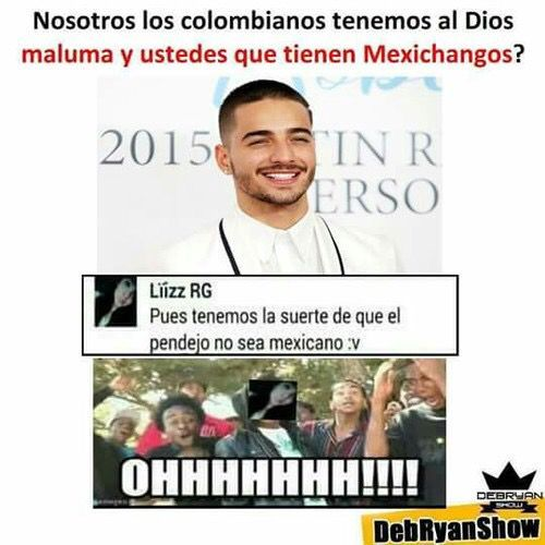 BOOOMM!!!! Viva mexico :v