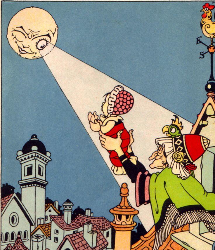 Innamorato della luna. Antonio Rubino e l'arte del racconto - LIVEMILANO | LIVEMILANO