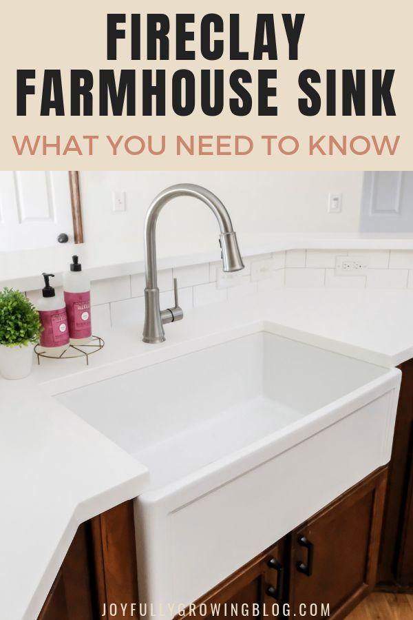 Fireclay Farmhouse Sink Review Fireclay Farmhouse Sink Best