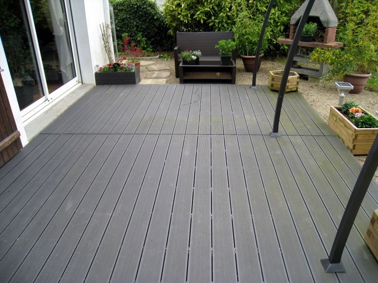 Lovely Balcony Floor Waterproof