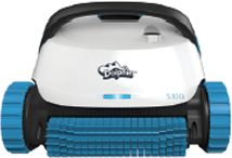 Dolphin Maytronics S300i In Ground Robotic Pool Cleaner with Caddy