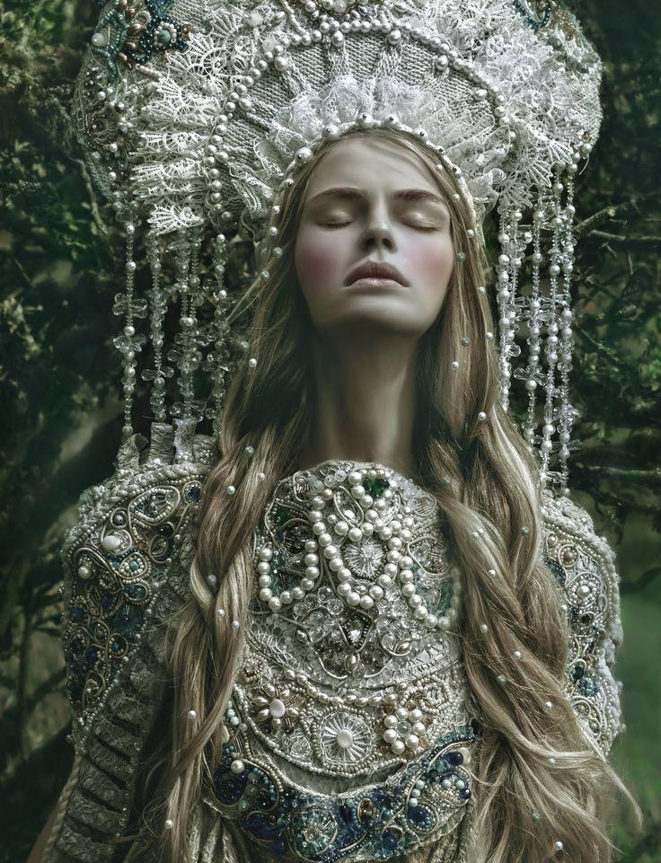 Journey to my dimension - model: Magda fashion designer: Agnieszka Osipa