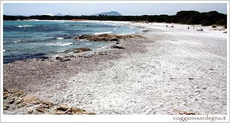 Italian Beaches In Sardinia Cala Ginepro Orosei
