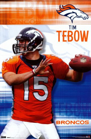 Still missing you Tim in Denver!  Thank you for all the excitement you brought to the Broncos!  Praying for your new job..