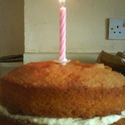 Gluten free Victoria sponge @ http://allrecipes.co.uk