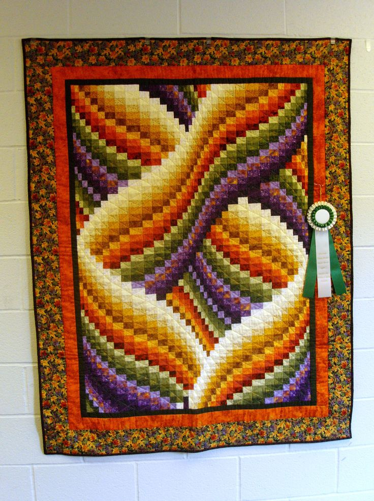 Twisted Rag Quilt Pattern Free : 97 best Bargello images on Pinterest