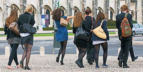 Conheça os cursos superiores em que Portugal é mais forte