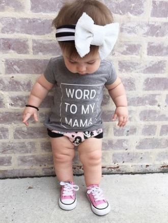 baby girl converse outfit