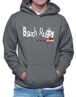 Beach Rugby Is In My Blood