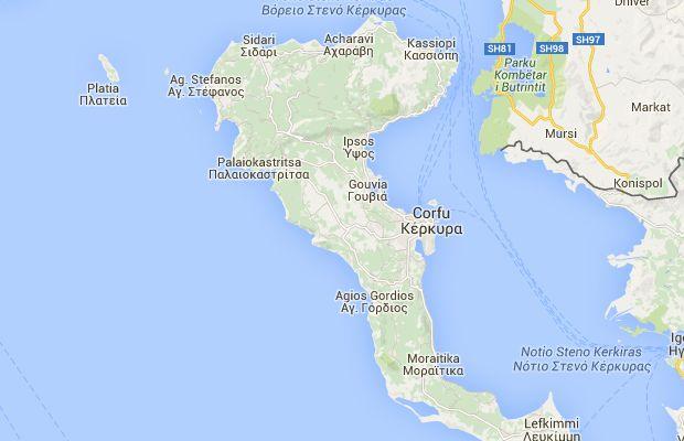 Corfu hotels - Telegraph