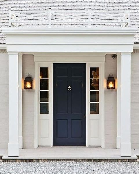 best 25 navy front doors ideas on pinterest coral door front door plants and front door porch. Black Bedroom Furniture Sets. Home Design Ideas