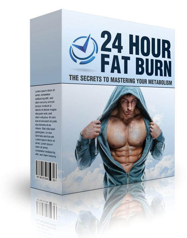 24 Hour Fat Burn The Secrets To Mastering Your Metabolism