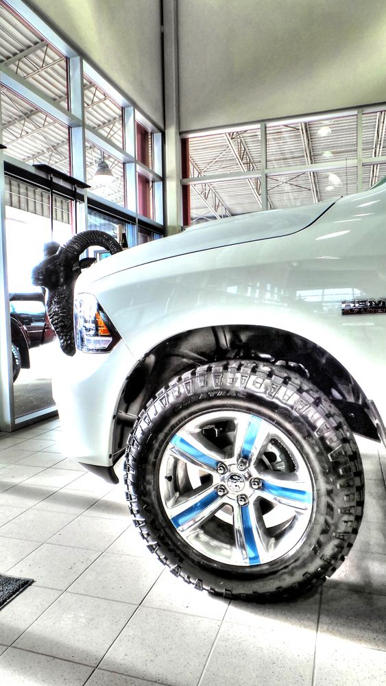 SOLD! Derrick Dodge Custom Trucks #DDCT modified #Hemi powered 2014 #Ram 1500 Sport  Quad Cab #PickUp #Truck #ContactUs for info or to schedule your commitment free test drive #yeg