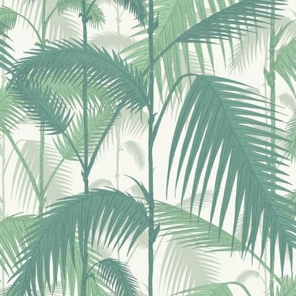 Papier peint Palm Jungle - Cole and Son Plus