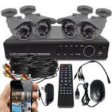 Best Vision Systems SK-DVR-DIY 8-Channel D1 DVR Security System with 4 800TVL IR Outdoor Bullet Cameras, 500 GB Hard Drive and Remote Surveillance (Black) - http://homedefensesecurity.com/SurveillanceCameras/best-vision-systems-sk-dvr-diy-8-channel-d1-dvr-security-system-with-4-800tvl-ir-outdoor-bullet-cameras-500-gb-hard-drive-and-remote-surveillance-black/