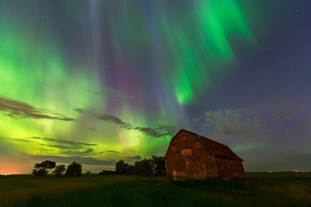 Aurora Borealis  Photo by Nebojsa Novakovic -- National Geographic Your Shot
