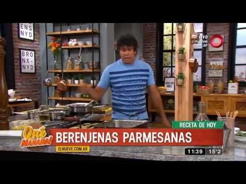 LOMO Recetas de hoy: lomo estilo saltimbocca, pastel de papas y berenjenas parmesanas - YouTube