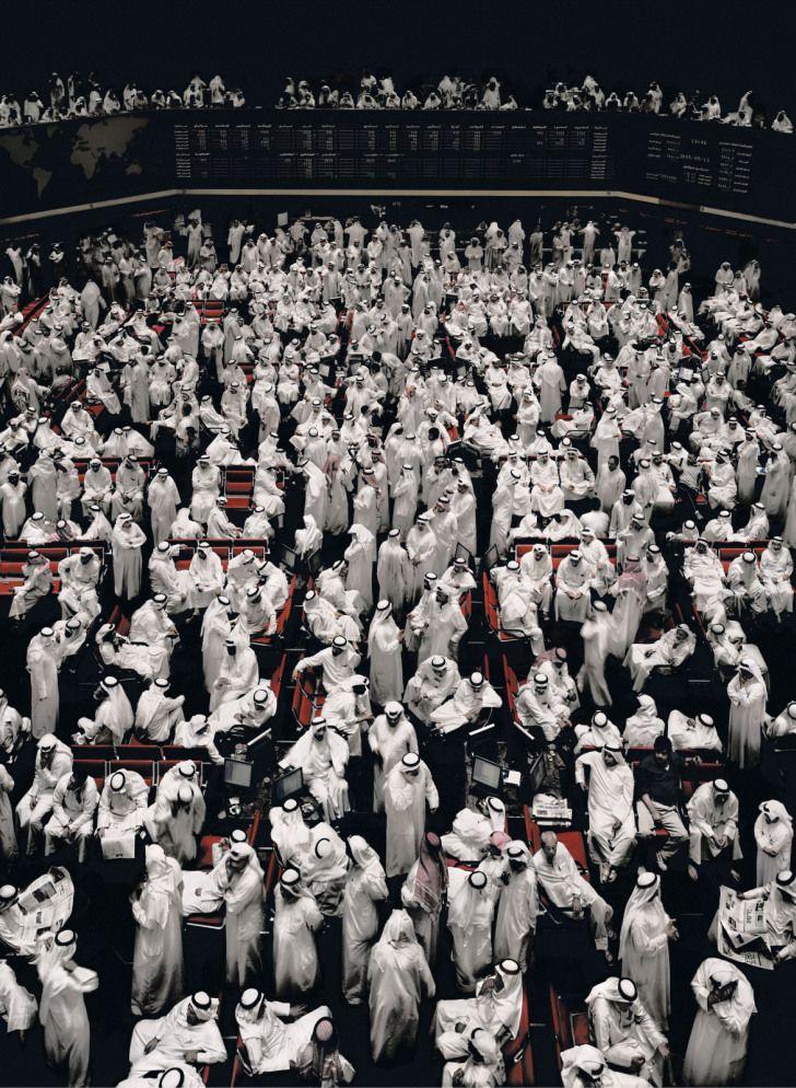 Великие фотографы e42 — Андреас Гурски / Andreas Gursky