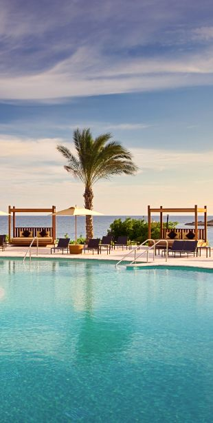 #Jetsetter Daily Moment of Zen: Santa Barbara Beach Resort #Curacao, Netherlands Antilles.