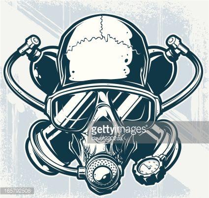 scuba diving tattoo - Google Search