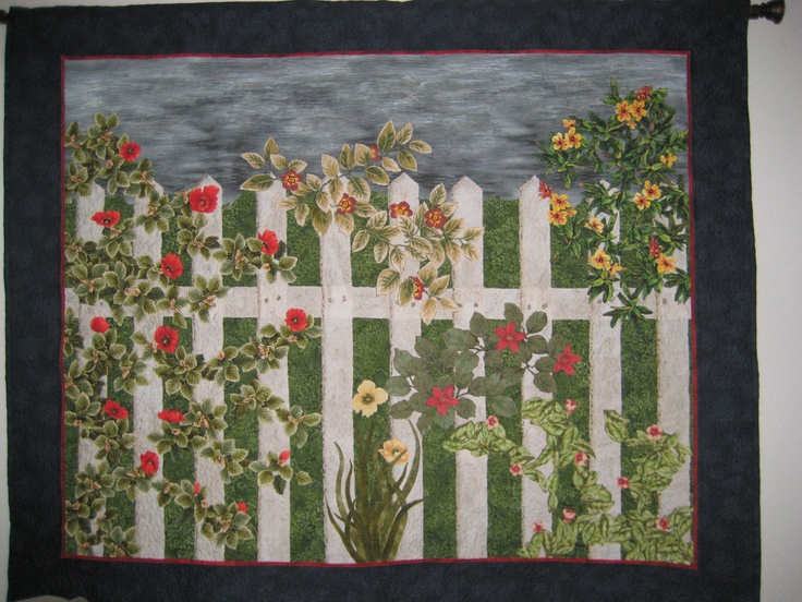 Landscape Quilt With Images Landscape Art Quilts