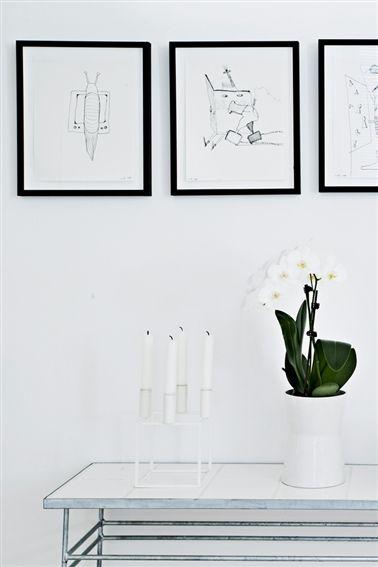 Interior minimalist calm -