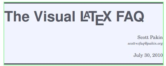 The visual LaTeX FAQ http://tezcatl.fciencias.unam.mx/tex-archive/info/visualFAQ/visualFAQ.pdf
