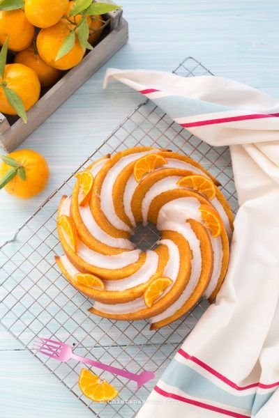 Torta al mandarino | Chiarapassion