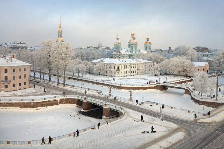 Коллекция « Северная столица « Фотографии « Александр Петросян