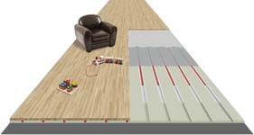 Doorbraak in vloerverwarming voor renovatieprojecten