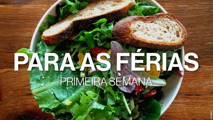 Pedimos à nutricionista Nádia Brazão para elaborar um plano alimentar exclusivo…