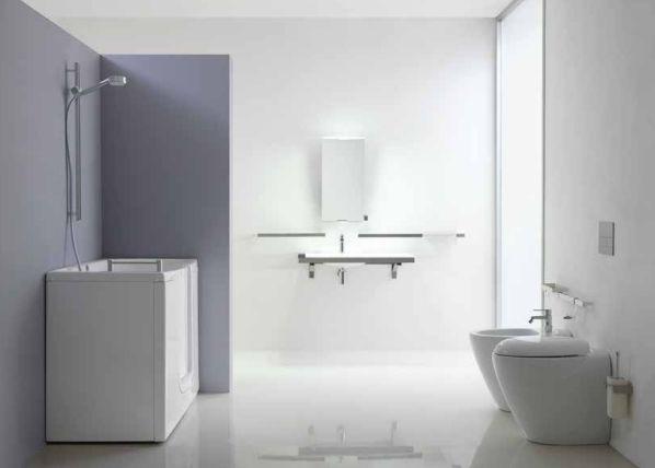 Salvaspazio bagno ~ Best il bagno dei sogni images bathroom half