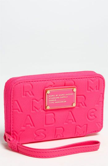 MARC BY MARC JACOBS Dreamy - Wingman iPhone Wallet | Nordstrom mk