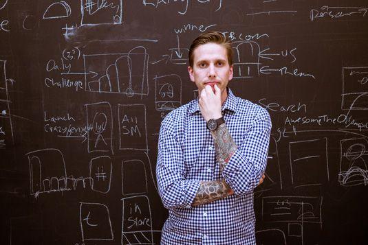 Joe Stewart is global creative director at digital agency Huge