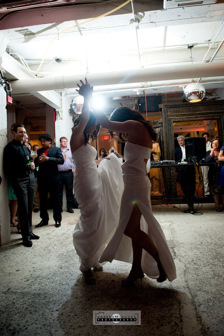 House of Moments Leslieville Wedding Photography, Same Sex Wedding, Dancing Photos