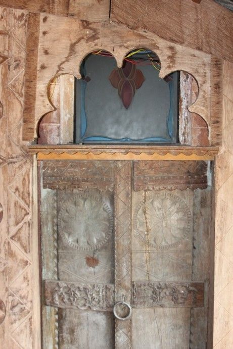 porte indienne