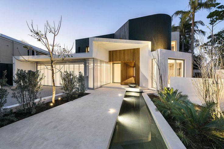 Galeria de Residência Dalkeith / Hillam Architects - 1