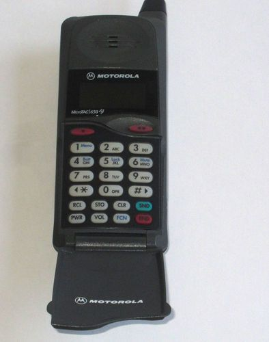 analogue cell phone - Lavuelta