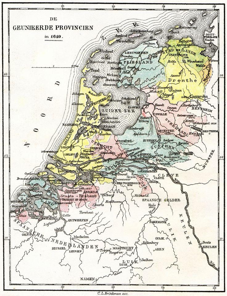CL Brinkman - Nederland 1610
