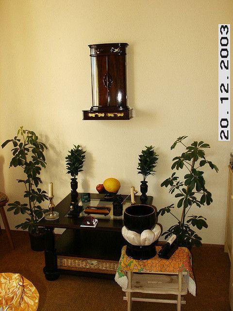 M s de 25 ideas incre bles sobre altar budista en for Decoracion casa budista