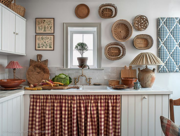 M s de 25 ideas incre bles sobre cortinas de cocina en - Cortinas cocina rustica ...