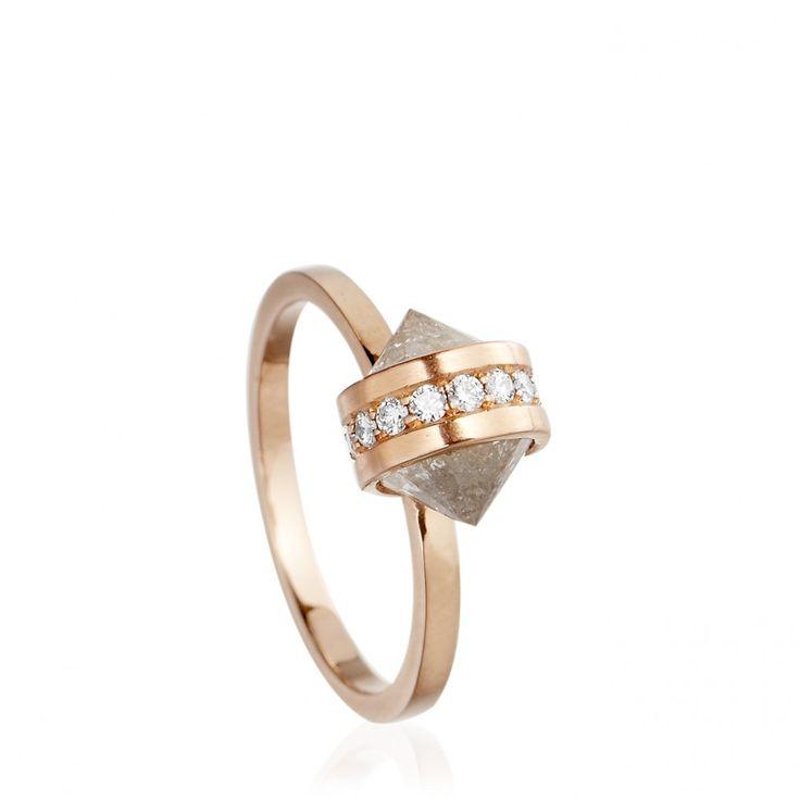 Satori Harmony Halo Ring by Katie Rowland | AstleyClarke.com
