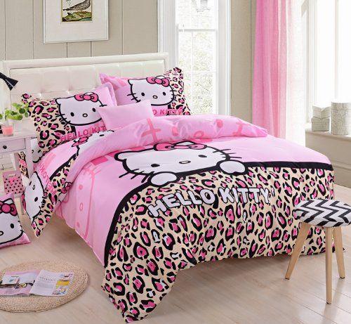 36 besten little girls room bilder auf pinterest m dchen for Hello kitty schlafzimmer
