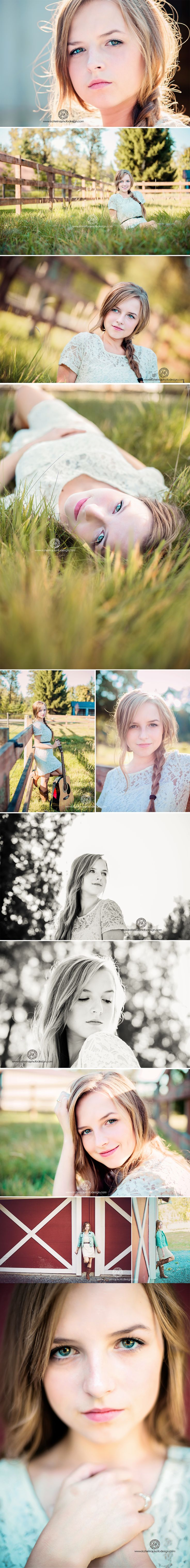 one day i wish, i dream, i inspire to shoot seniors in this way. absolutely beautiful. one day, mandylenore. one day. :)     Country Senior Photo Sеssion with Inna || Seattle Senior Photographer » Katerina Fortygin Photography and Design