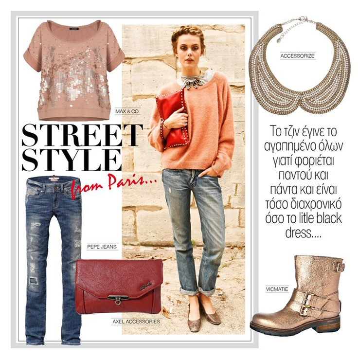 Street Style - Inspiration from Paris